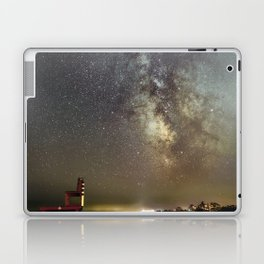 Lifeguard chair and the Milkyway Laptop & iPad Skin