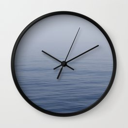 On To Nowhere Wall Clock