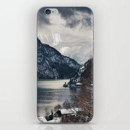 Winter Landscape #photography #sky iPhone Skin