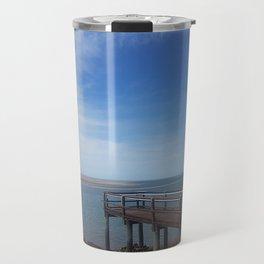 Calmness of the sea Travel Mug