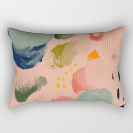 Make Room In Your Heart For Hope - Without Lettering Rectangular Pillow