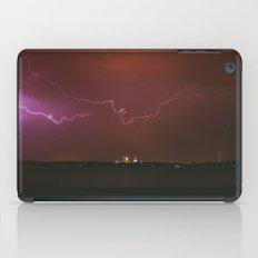 Storm Over Minneapolis iPad Case