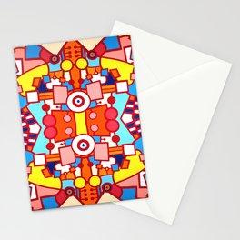 Le Lapin et Les Lunettes Stationery Cards