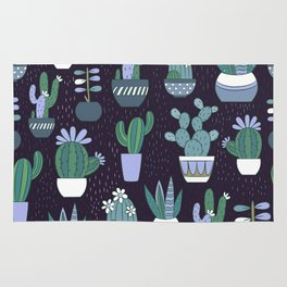 Go sit on a cactus! Rug