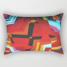 The Cross Rectangular Pillow
