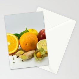 Vitamins Stationery Cards