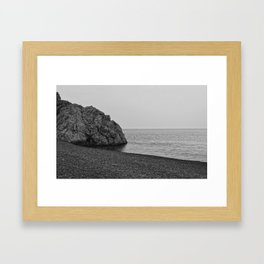 AURA III Framed Art Print