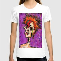 aladdin T-shirts featuring Aladdin Sane by brett66