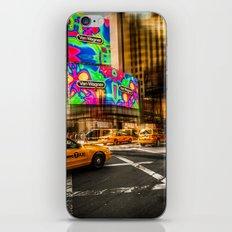 New York - Van Wagner iPhone & iPod Skin