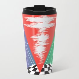 .Teeth Metal Travel Mug