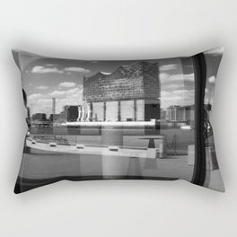 reflections II Rectangular Pillow