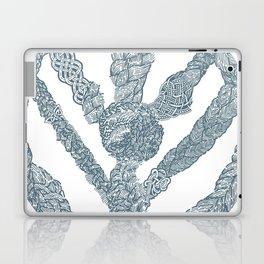 Shieldmaiden Laptop & iPad Skin