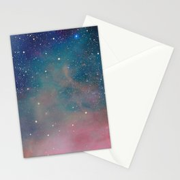 Star-formation in Orion Stationery Cards