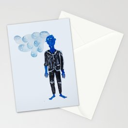 Get out / Come back Stationery Cards