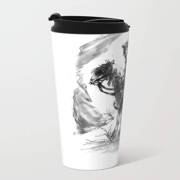 The Lookout Metal Travel Mug