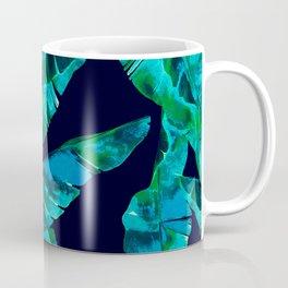 Tropical addiction - midnight grunge Coffee Mug
