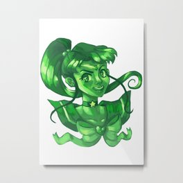 Sailor Jupiter Portrait Metal Print