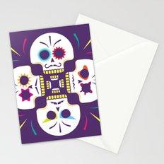 Floración Muerte Stationery Cards