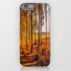 My World Your World iPhone 6s Slim Case