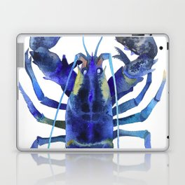 Blue Lobster №1 Laptop & iPad Skin