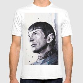 Goodbye Mr. Spock - Leonard Nimoy T-shirt