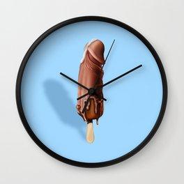 Ice cream stick Wall Clock