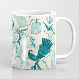 Aviary - Cream Coffee Mug