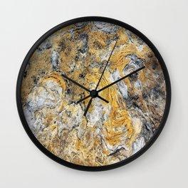 pattern Wall Clock