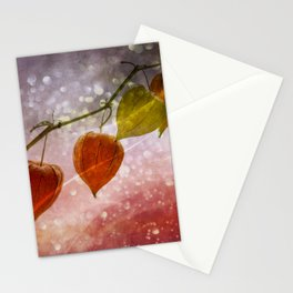 Physalis -3- Stationery Cards