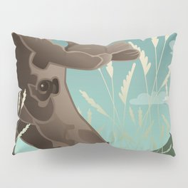 Shiras Moose Pillow Sham