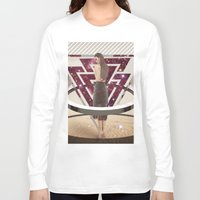 giants Long Sleeve T-shirts featuring Giants by Trickyricky901