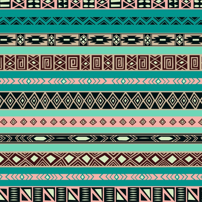 Aztec Tribal Pattern Duvet Cover By Rexlambo Society40 Unique Aztec Tribal Pattern