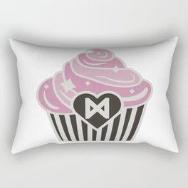 Monsta X - Cupcake Rectangular Pillow