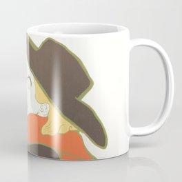 """Henri de Toulouse-Lautrec """"Les Chansonniers de Montemartre"""" Coffee Mug"""