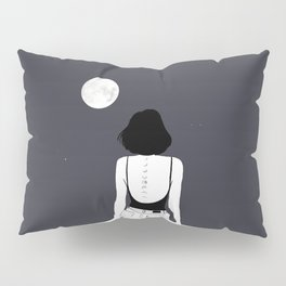 Am a moon like Pillow Sham