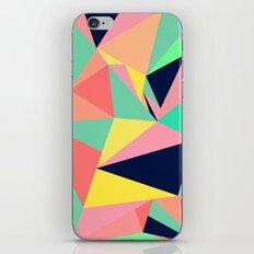 HARDLY FALLING iPhone & iPod Skin