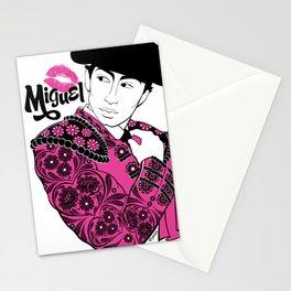 Cartoon Boyfriend© : Miguel Stationery Cards