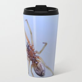 It showed me its belly! Does this mean we're friends?!  Travel Mug