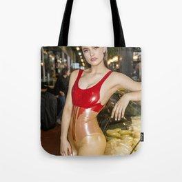 Latex Bazaar Tote Bag