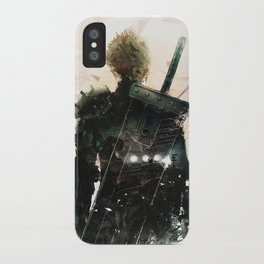 Soldier legacy iPhone Case