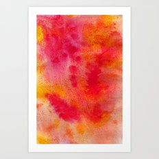 Quiescent Art Print