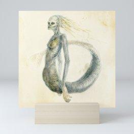 Serra Pellucidum Mini Art Print