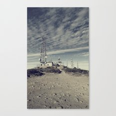 Can You Hear Me Now? Canvas Print