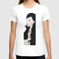 nouveau T-shirts featuring NOUVEAU by michael newton