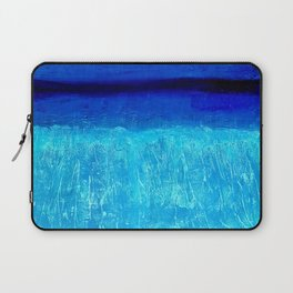 Blue Serenity Laptop Sleeve