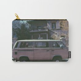 Van in spring Carry-All Pouch