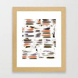 Rapid Action Framed Art Print