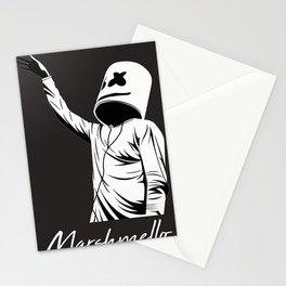marshmello album 2020 nikn11 Stationery Cards