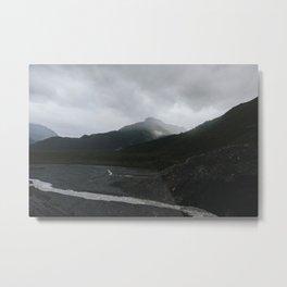 Kenai Fjords Metal Print