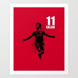 SALAH - 007 Art Print